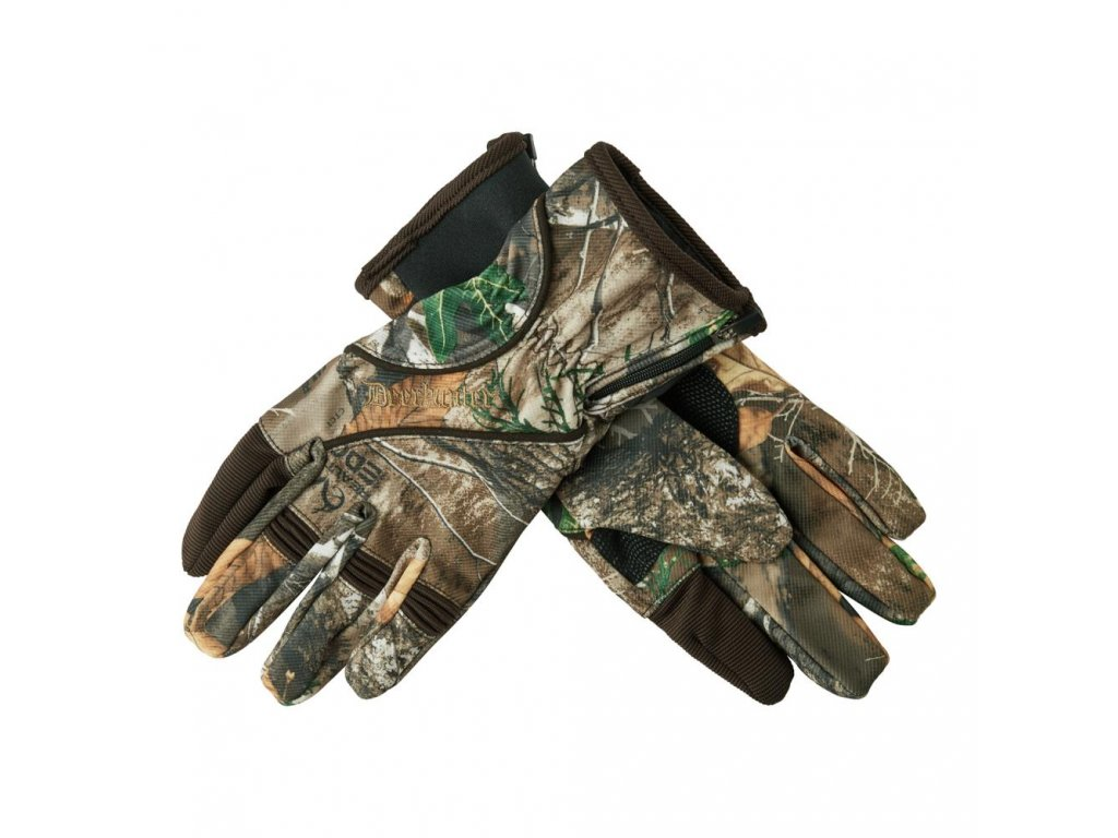 DEERHUNTER Muflon Edge Light Gloves | poľovnícke rukavice