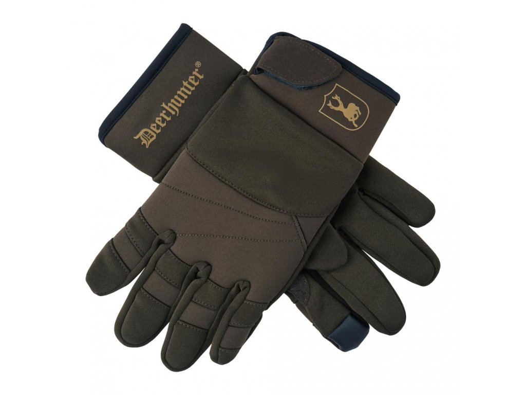DEERHUNTER Discover Gloves | neoprénové rukavice