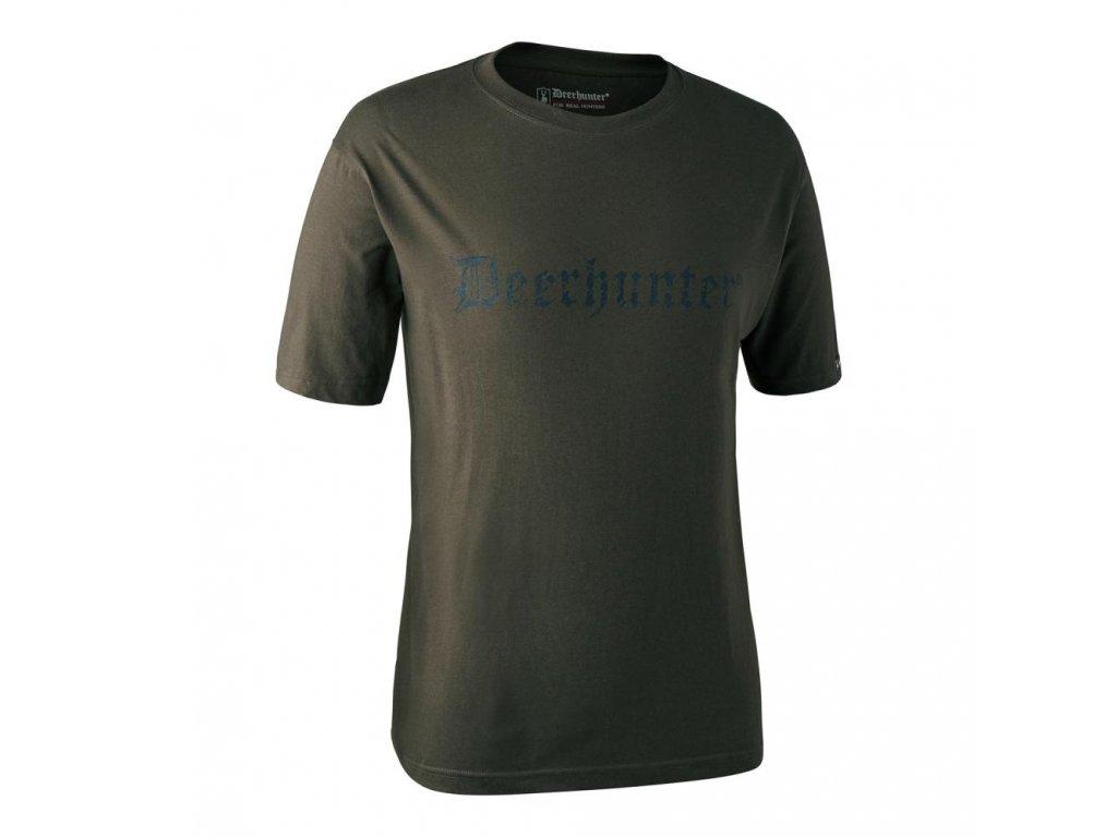 DEERHUNTER  Logo T Shirt S/S | tričko s nápisom