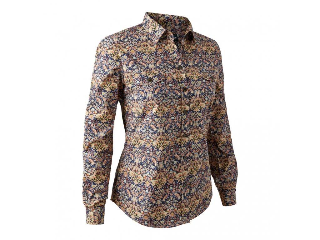 DEERHUNTER Lady Ashley Shirt | dámska košeľa