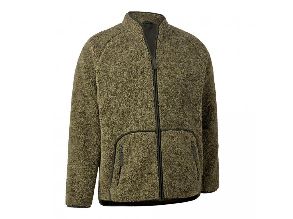 DEERHUNTER Germania Fiber Pile Jacket - poľovnícka bunda