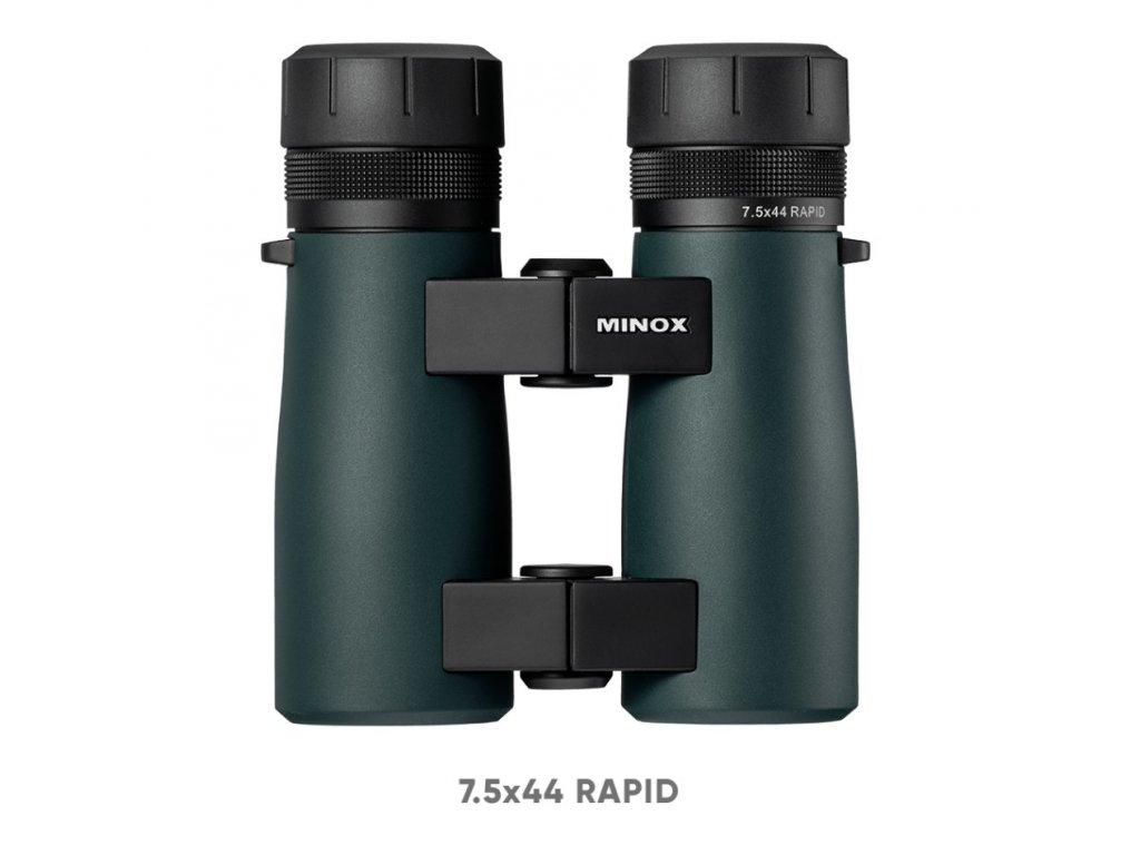 minox dalekohlad rapid 75x44