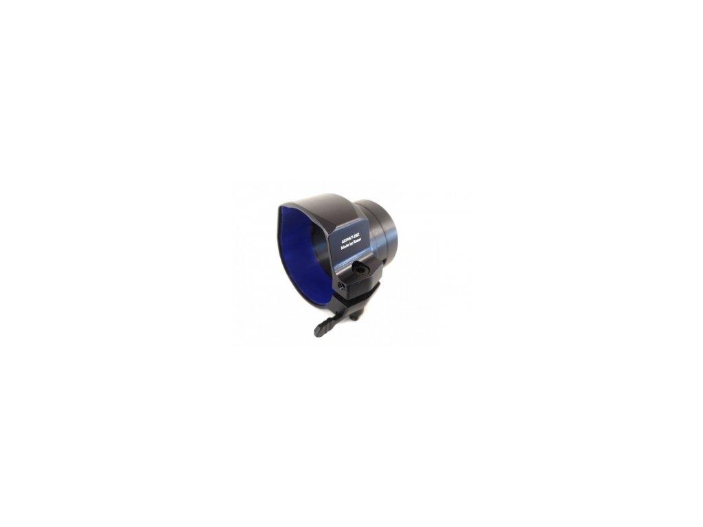 rusan jednodielny priamy adapter pre pard nv007s pre optiku s osvetlenym krizom