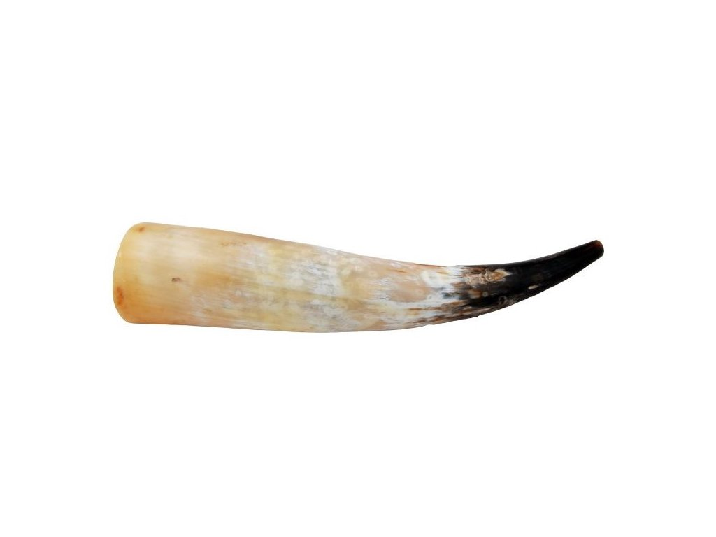 Ručadlo z volského rohu 41-45cm