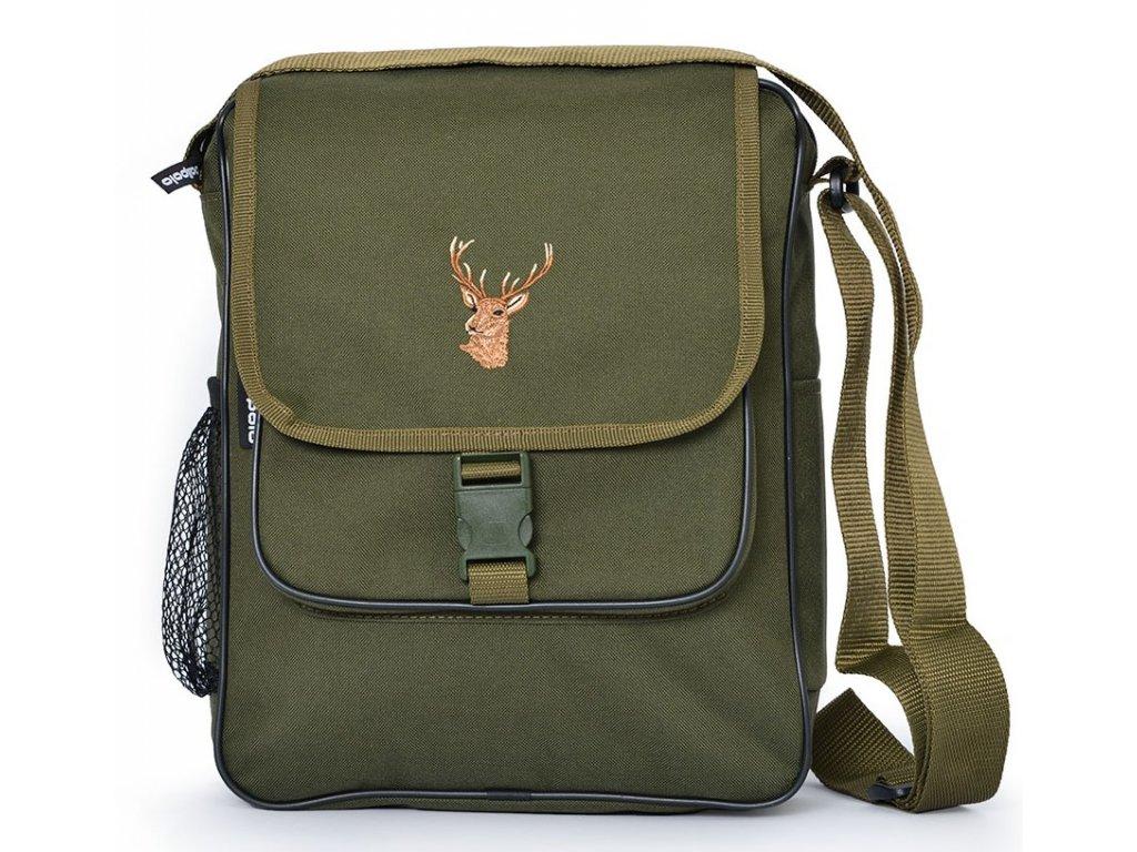 Poľovnícka kapsa HUNTER A4