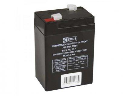 Batéria k podávaču 6V