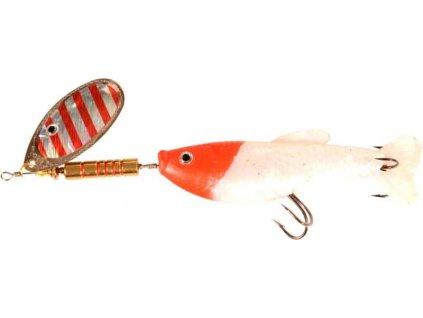 SPORTS gumená rybka 10cm/26g s rotačkou 1ks