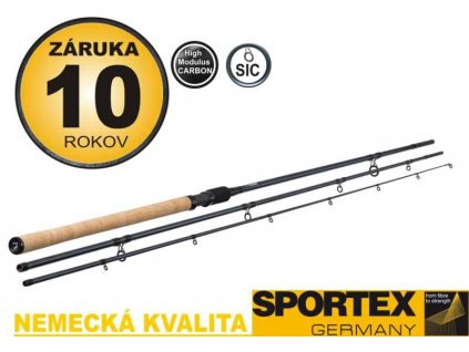 Match prúty SPORTEX XCLUSIVE FLOAT 3-diel