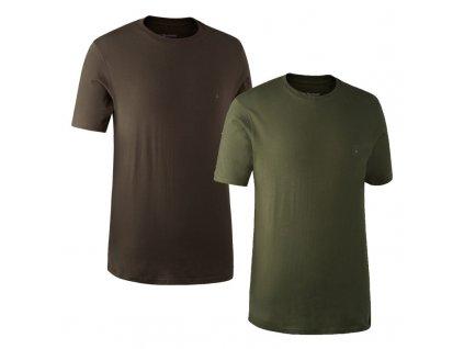 Deerhunter T-Shirt 2-Pack - tričko dvojbalenie