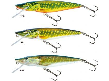 Salmo rybarske voblery pike PE11JF