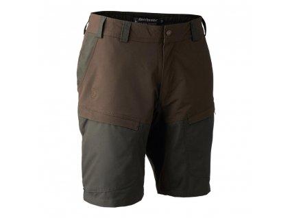 DEERHUNTER Strike Shorts Green | krátke nohavice