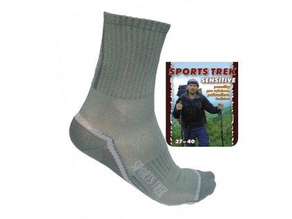 Funkčné ponožky SPORTSTrek Sensitive