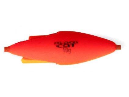 Sumcový podvodný plavák na chemické svetlo - červený