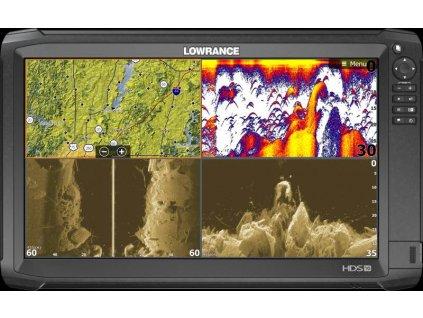 Dotykový sonar LOWRANCE HDS - 16 Carbon