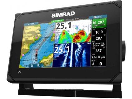 Dotykový sonar SIMRAD GO7 Chirp/DSI (60°/120°a 30/55°)