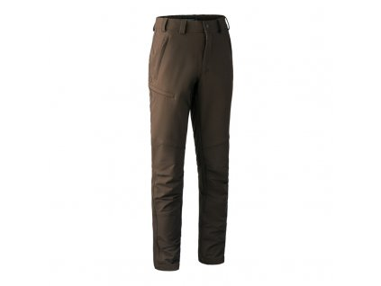 Deerhunter Strike Full Stretch Trousers Leaf - strečové nohavice