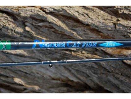 Sumcové prúty Nemesis Cat Fish 2,40m/200-500g