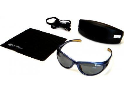 Polarizačné okuliare modré 8821 001