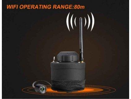 Podvodná WIFI kamera FF3309