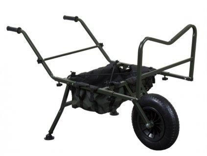 Kaprársky skladací prepravný vozík