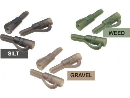 TANDEM BAITS FC Safety Lead clip with pin / 10ks