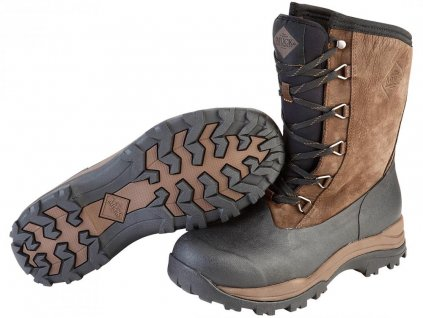 MUCK BOOT Arctic Outpost Leather -  zimné topánky