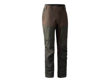 DEERHUNTER Strike Trousers Green | strečové nohavice