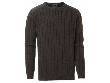 chevalier fjord plated wool sweater pulover b