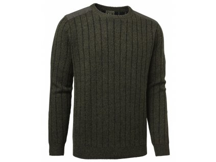 chevalier fjord plated wool sweater pulover g