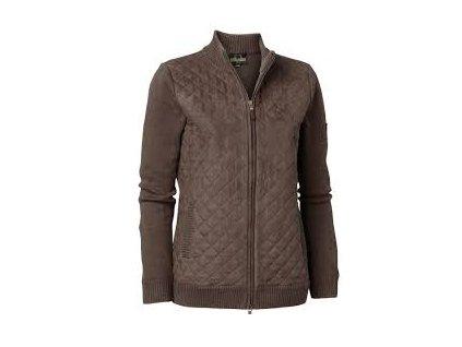 chevalier grace quilt cardigan sveter b