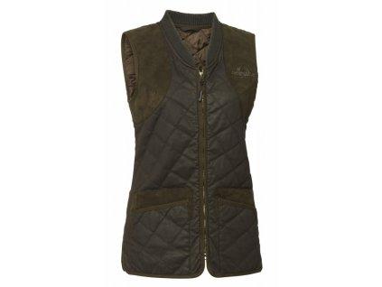 chevalier vintage quilt waistcoat vesta d
