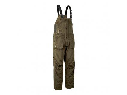 DEERHUNTER Rusky Silent Bib Trousers | poľovnícke nohavice