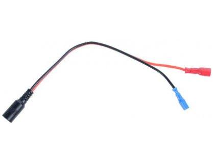Nabíjací kábel na baterku pre zavážacie loďky M1 a M2