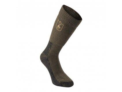 DEERHUNTER Wool Socks Deluxe Short | luxusné ponožky
