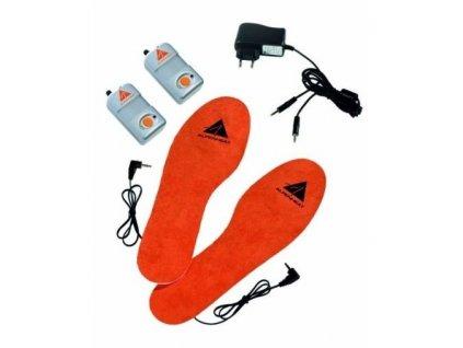 Vyhrievané vložky do topánok a lyžiarok Alpenheat AH6 Lithium