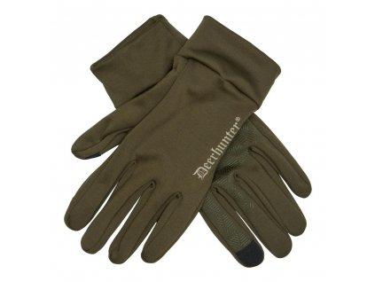 DEERHUNTER Rusky Silent Gloves | poľovnícke rukavice