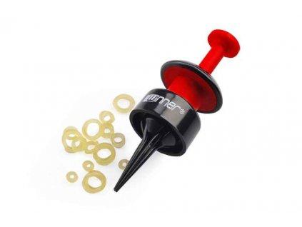 Rozťahovač (navliekač) s gumičkami