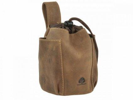 GREENBURRY DB2 - kožená kapsa na krmivo