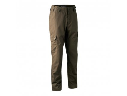DEERHUNTER Lofoten Trousers Brown | nohavice