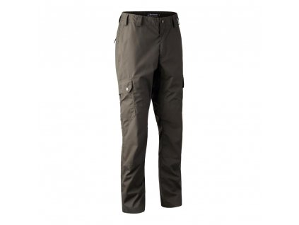 DEERHUNTER Lofoten Trousers Green | nohavice