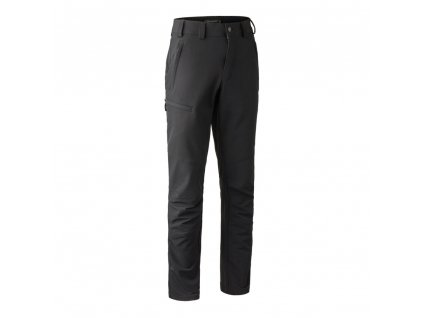 DEERHUNTER Strike Full Stretch Trousers Black | celostrečové nohavice