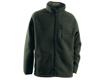 DEERHUNTER Colville Fleece Jacket | flísova bunda