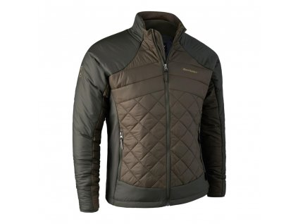 DEERHUNTER Cumberland Quilted Jacket | bunda