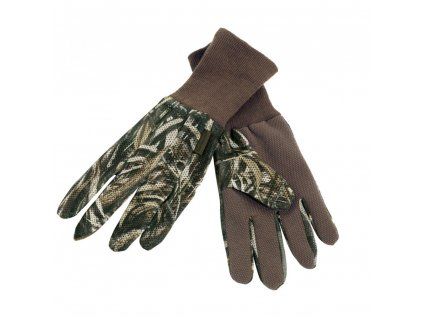 DEERHUNTER MAX5 Mesh Gloves w. Dots | kamuflážne rukavice