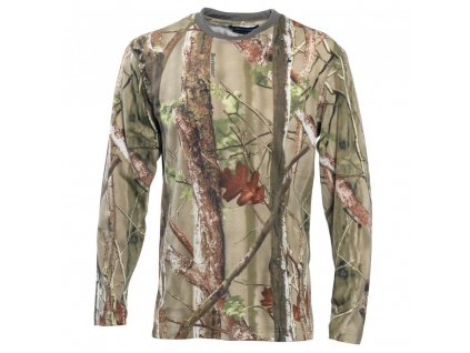 DEERHUNTER GH Stalk T Shirt   kamuflážny nátelník
