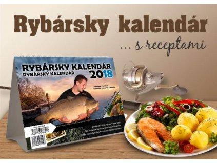 SPORTS Rybársky kalendár s receptami 2018 + DARČEK