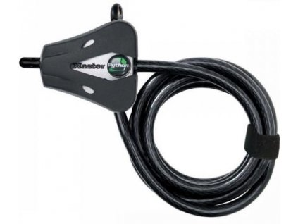 Nastaviteľný lanový zámok na fotopasce Master Lock 8 mm
