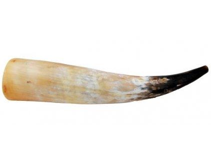 Ručadlo z volského rohu do 40cm