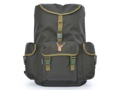 Poľovnícky batoh STANDARD 35 olivový