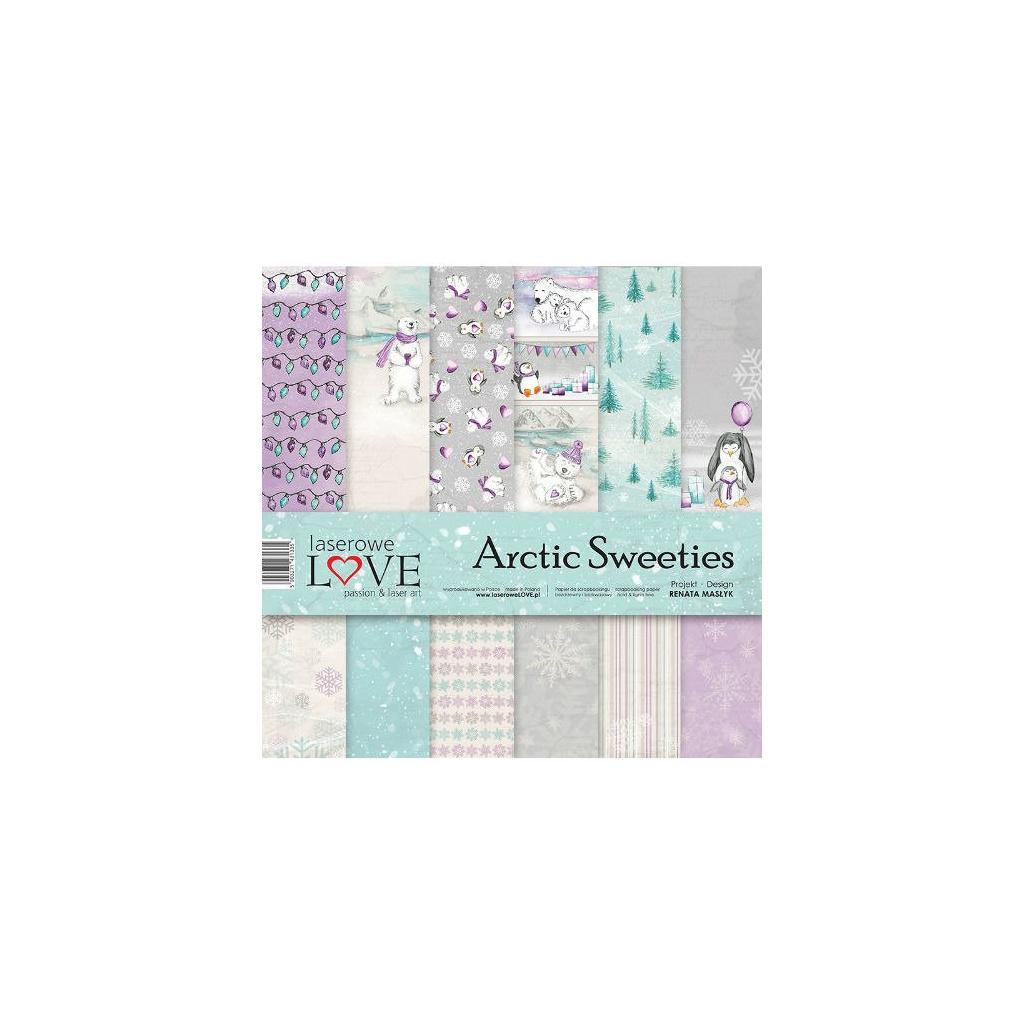 pol pl Papiery swiateczne Arctic Sweeties 30x30 cm 6 ark 33739 1